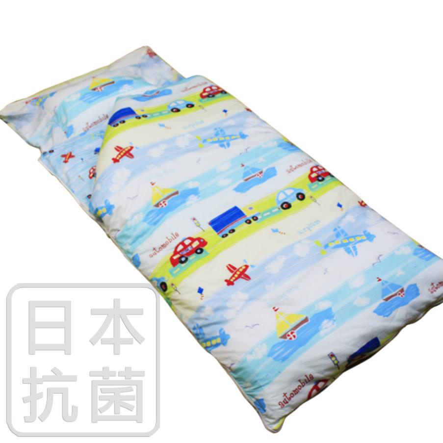 日本防蹣抗菌 美國棉冬夏兩用睡袋