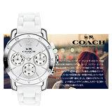 COACH 時尚奢華璀燦巴黎時尚腕錶/36mm-CO14502368