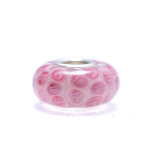 【YUME】YUME Beads-琉璃系列-粉紅豹