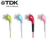 TDK 入耳式繽紛耳機 CLEF- Fit2