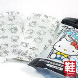 Hello Kitty 集水除濕盒補充包 竹炭黑(2入) 鞋全家福