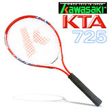 Kawasaki KTA 725 兒童專用網球拍(紅)