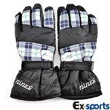 【Ex-sports】 防水保暖手套 超輕量多功能(男款-7352)