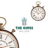 THE KINGS - Pocket watch懷錶故事復古工業時鐘