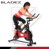 【BLADEZ】H9132-SPINRED-22KG 飛輪健身車