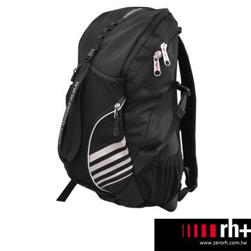 ZeroRH+ 戶外旅行多功能雙肩後背運動登山包 ● 網狀收納袋可放安全帽 ● SSWX061900