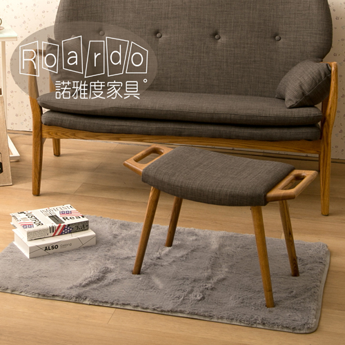 【諾雅度】Moira莫伊拉和風日作腳椅(2色)