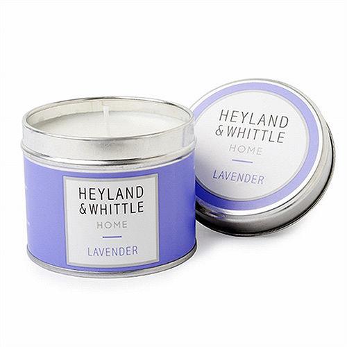 H&W英倫薇朵 陽光薰衣草香氛燭罐 180g