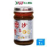 牛頭牌玻璃沙茶醬127g/罐