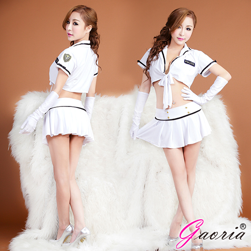 【Gaoria】為愛投降 性感女警 角色扮演 制服 情趣睡衣角色服