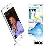 【iMos】iPhone6/6s Plus 5.5吋濾藍光超疏水疏油保護貼