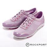 Rockport (女) TRUWALKZERO II零重力勁走透氣休閒女鞋-紫