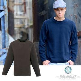 【波萊迪克bolaidike】男款刷毛保暖休閒衣 .刷毛衣.輕量.快乾 深灰 TP252