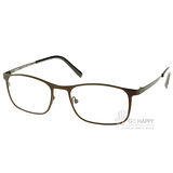 JULIO眼鏡 輕薄完美工藝(咖啡棕-黑) #MUNICH BRN