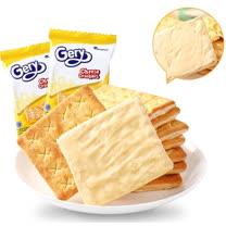 【Gery】厚醬起司蘇打餅  3袋(60包/120片) 免運組
