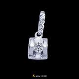 【光彩珠寶】鉑金鑽石項鍊墜飾 心晴