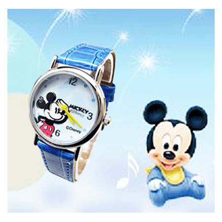 【Disney迪士尼】兒童錶-紳士米奇