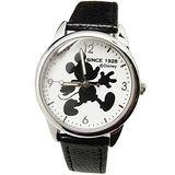【Disney迪士尼】休閒腕錶---黑影米奇