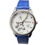 【Disney迪士尼】休閒腕錶---煙火燦爛米奇