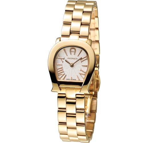 AIGNER 愛格那 Varese系列淑女 腕錶 A45610