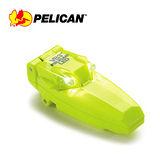 【美國原裝進口】 PELICAN 2220 雙LED 迷你夾燈 頭燈 工作夾燈 帽沿夾燈 (螢光色)