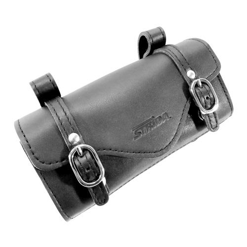 【STRIDA】真皮高質感座墊袋-黑