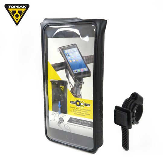 TOPEAK SmartPhone DryBag iPhone 6+/6s+/7+/8+用智慧型手機套-黑