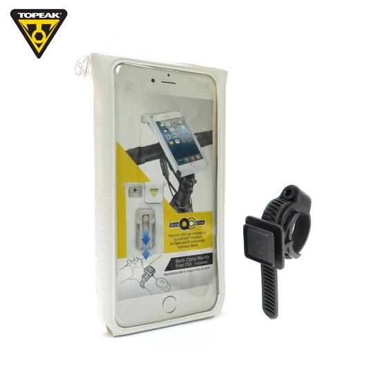 TOPEAK SmartPhone DryBag iPhone 6+/6s+/7+/8+用智慧型手機套-白