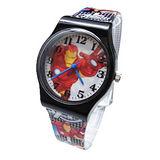 【Marvel-漫威】卡通錶(大)---英勇鋼鐵人