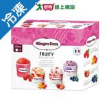 哈根達斯 迷你杯甜蜜水果四入組 (100ml*4入/  盒)
