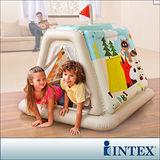 【INTEX】幼童款-室內帳篷/充氣式遊戲帳篷 (48634)