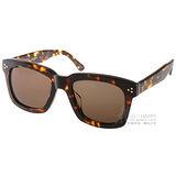 Go-Getter太陽眼鏡 經典方框款(琥珀) #GS1001 DE