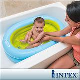 【INTEX】外出用-幼兒充氣浴盆/浴池-附送打氣筒 (48421)