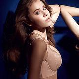 【LADY】涼感纖體美型系列 機能調整型 B-D罩內衣(珊瑚橘)