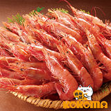 【極鮮配】超大阿根廷天使紅蝦(5隻/包)任選