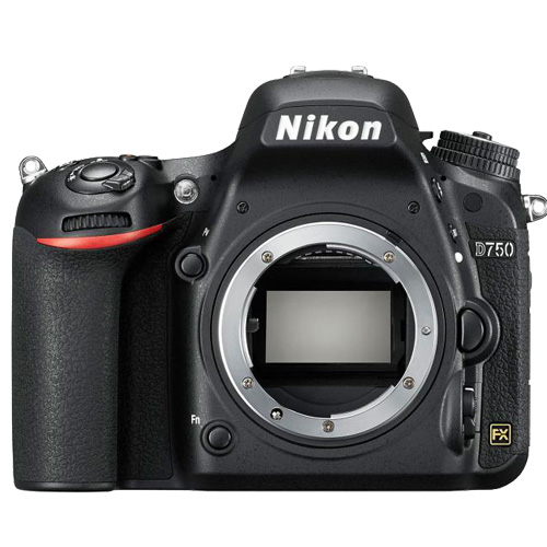 Nikon D750 單機身-全片幅數位單眼相機(公司貨)-加送64G記憶卡+原廠減壓背帶+六件式清潔組+拭鏡筆