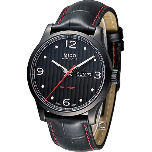美度 MIDO Multifort系列尊爵機械錶 M0054303705000