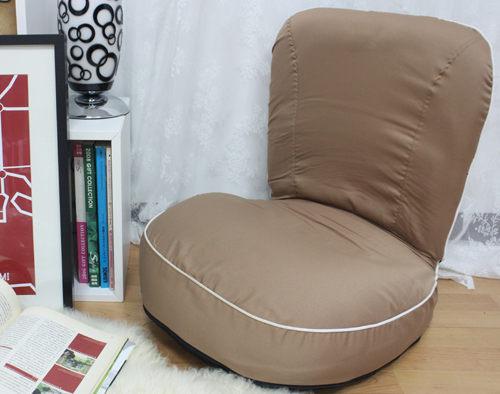 【KOTAS】創意摺疊收納和室椅 日式和式椅 收納式 淺咖