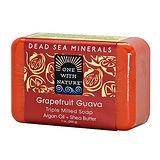 美國One With Nature死海礦物皂-葡萄柚Grapefruit Soap