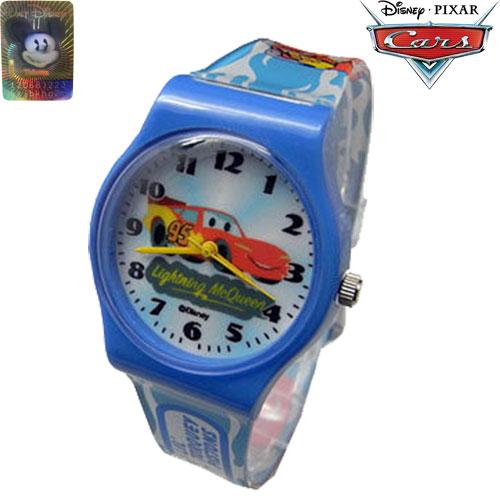 【Disney迪士尼】卡通錶(大)---超級閃電麥坤