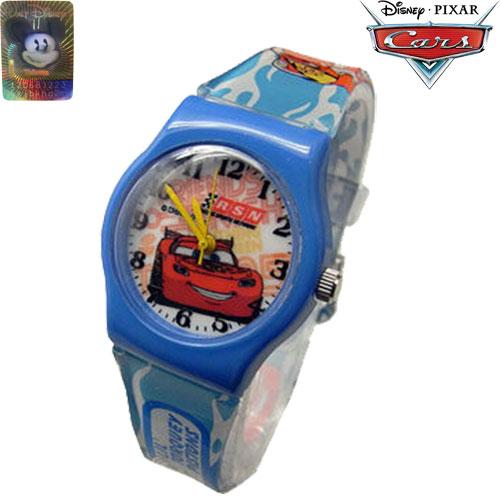 【Disney迪士尼】卡通錶(中)---超酷閃電麥坤