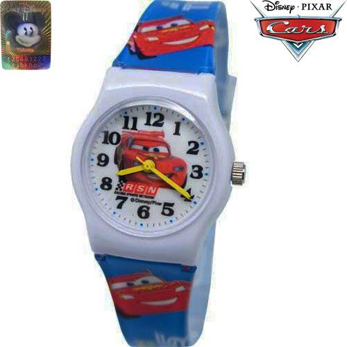 【Disney迪士尼】卡通錶(中)-–-酷帥閃電麥坤