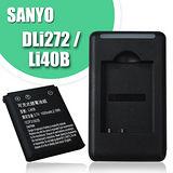 SANYO T700,T850,T1060 高容量防爆相機電池充電組