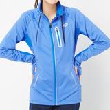 TOP GIRL 時尚立領彈性運動外套-藍