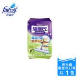 【驅塵氏】亮光蠟濕拖巾-松木芳香/木質地板專用(12張/包)