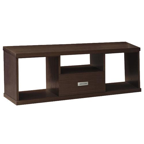 【愛麗娜】Cattail 浮雕兩用電視櫃/大茶几 - 3色可選