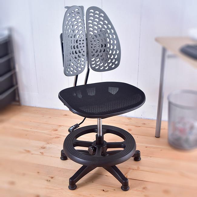 【凱堡】雙背工學健康椅 兒童椅 工作椅