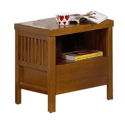 【愛麗娜】Tyrande 2尺實木床頭櫃