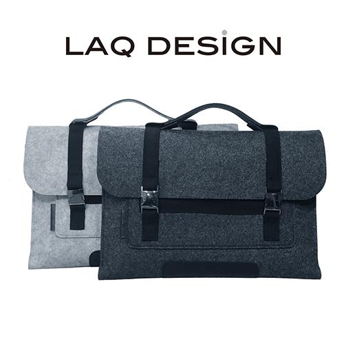 LAQ DESiGN 13吋 筆電 平版 手提羊毛氈包
