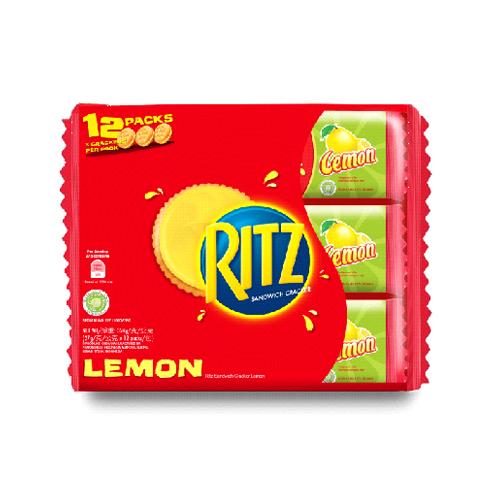 麗滋檸檬三明治餅乾 324g